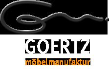 Der Online-Shop der Möbelmanufaktur Goertz-Logo